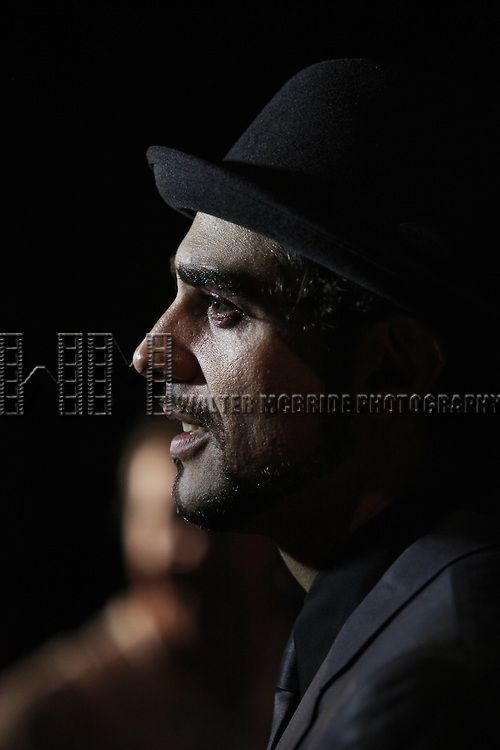 Bobby Cannavale.attending the Broadway Opening Night Performance After Party for 'The Mother F**ker with the Hat'  in New York City.