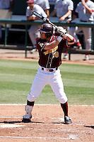 Jason Kipnis  - 2009 Arizona State Sun Devils .Photo by:  Bill Mitchell/Four Seam Images