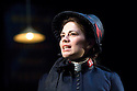 Major Barbara by Bernard Shaw, directed by Nicholas Hytner. With  Hayley Atwell as Barbara Undershaft .Opens at The Olivier Theatre at The National Theatre on 4/3/08. CREDIT Geraint Lewis