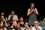 `Podemos´ member Tania Sanchez during the political party team presentation for the Spanish General Elections in Madrid, Spain. July 16, 2015. (ALTERPHOTOS/Victor Blanco)