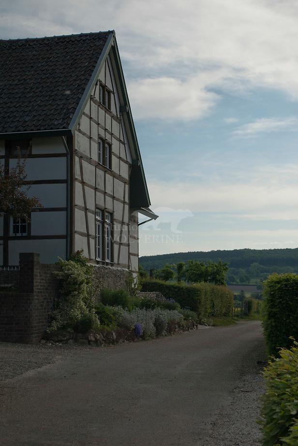 Vakwerk huis te Diependal - Limburg
