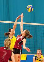 Varsity XV Women's Volleyball