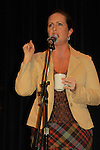 As The World Turns; Martha Byrne singing at An Adirondack Affair Weekend at the cabaret with it benefitting the Adirondack Lakes Center for the Arts on October 2, 2010 in Long Lake, New York. (Photos by Sue Coflin/Max Photos)