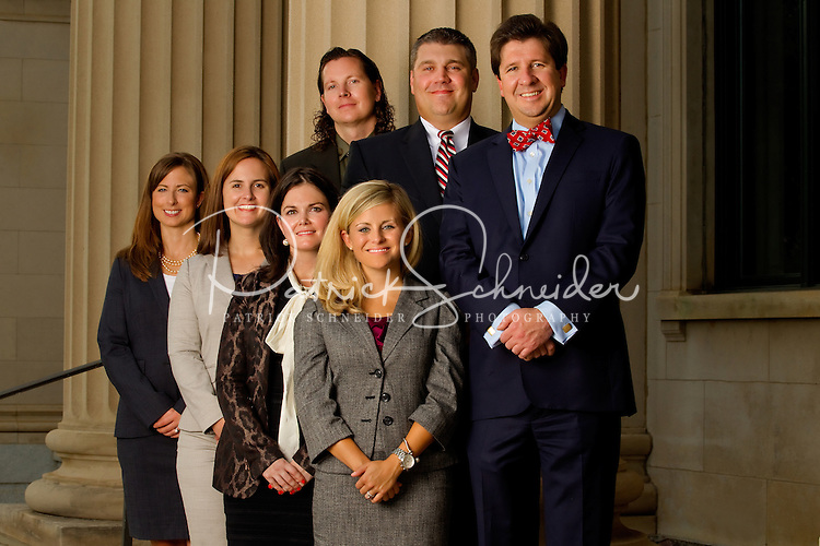 The attorneys of Arnold & Smith, PLLC an aggressive civil and criminal litigation firm located in the heart of Charlotte, North Carolina. ..Photo by: PatrickSchneiderPhoto.com