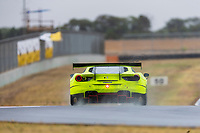 10th January 2020; The Bend Motosport Park, Tailem Bend, South Australia, Australia; Asian Le Mans, 4 Hours of the Bend, Practice Day; The number 7 Car Guy GT driven by Takeshi Kimura, Kei Cozzolino, Come Ledogar during the team test - Editorial Use
