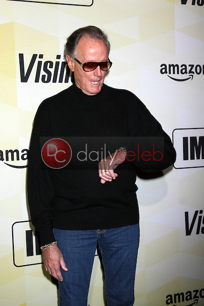 Peter Fonda<br /> at the IMDb 25th Anniversary Party, Sunset Tower, West Hollywood, CA 10-15-15<br /> David Edwards/DailyCeleb.com 818-249-4998