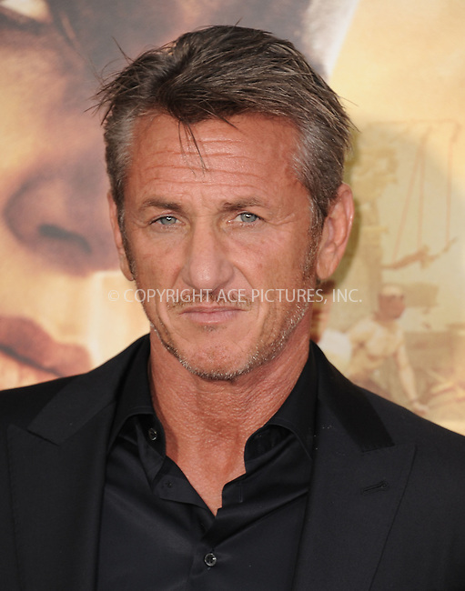WWW.ACEPIXS.COM<br /> <br /> May 7 2015, LA<br /> <br /> Sean Penn arriving at the premiere  'Mad Max: Fury Road' at the TCL Chinese Theatre on May 7, 2015 in Hollywood, California. <br /> <br /> By Line: Peter West/ACE Pictures<br /> <br /> <br /> ACE Pictures, Inc.<br /> tel: 646 769 0430<br /> Email: info@acepixs.com<br /> www.acepixs.com