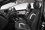 Front seat view of 2016 KIA Ceed Sense 5 Door Hatchback Front Seat  car photos