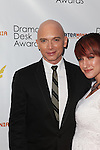 Michael Cerveris and Guest pictured at the 57th Annual Drama Desk Awards held at the The Town Hall in New York City, NY on June 3, 2012. © Walter McBride