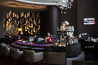 Lobby Bar at the Radisson Blu Hotel in Bangkok, Thailand