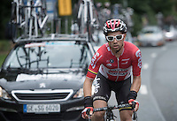 Sean de Bie (BEL/Lotto-Soudal)<br /> <br /> GP Jef Scherens - Leuven 2016