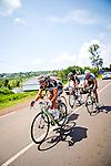 Christophe Menini (Team Reine Blanche), Paolo Cravanzola (Team Type1), Bruno Langlois (Team Quebecor Garneau)