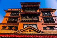 Hotel Heritage, Bhaktapur, Kathmandu Valley, Nepal.