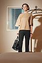 October 18th, 2013, Tokyo, Japan: Mercedes Benz Fashion Week Tokyo 2014 S/S Fashion Runway Show of Theatre Products Designer: Akira Takeuchi / Miwa Fujiwara. (Photo by Michael Steinebach/AFLO)