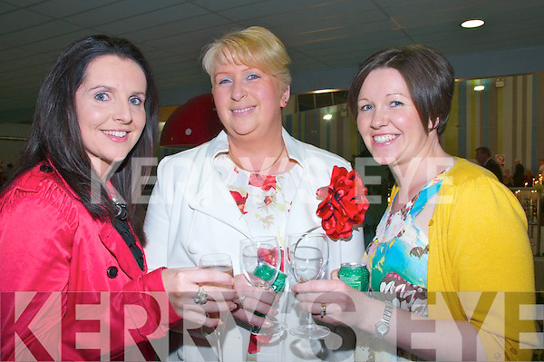 "Splash into Fashion Show: Attending the"" Spash into Fashion "" Fashion  Show held in The Ballybunion Health & Leisure Centre on Saturday night last were Aine Lynch, Marie Houlihan & Miriam Costello."