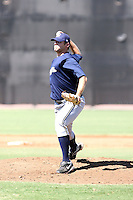 Kyle Heckathorn - Milwaukee Brewers - 2010 Instructional League.Photo by:  Bill Mitchell/Four Seam Images..