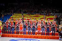 Presentación Valencia Basket 2015/2016