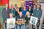 Listowel Tidy Town Winners :Front: Gillian Finnucane-Hilliard, Billy Fitzmaurice & Cllr. Jackie Barrtee-Madigan. Back : John Galvin, Mayor of Listowel, Cllr. Tony Curtin, Malcolm Payne, Mary O'Hanlon, Mike McDonnell, Kathleen Horan, Michelle O'Donnell, Maurice Hannon & Liam Brennan.....Email with detail on the way from Mary O'Hanlon