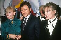 #JoanneWoodward #HarveyKeitel #JaneCurtain 1988<br /> Photo By Adam Scull/PHOTOlink.net