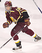 Chris Zarb - The Boston College Eagles and Ferris State Bulldogs tied at 3 in the opening game of the Denver Cup on Friday, December 30, 2005, at Magness Arena in Denver, Colorado.  Boston College won the shootout to determine which team would advance to the Final.