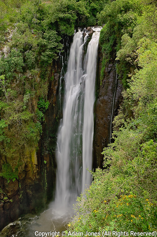Thomsons Falls, just outside Nyahururu, on the Ewaso Narok River, Kenya, Africa