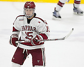 Seb Lloyd (Harvard - 15) - The Harvard University Crimson defeated the visiting Rensselaer Polytechnic Institute Engineers 5-2 in game 1 of their ECAC quarterfinal series on Friday, March 11, 2016, at Bright-Landry Hockey Center in Boston, Massachusetts.