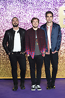 "LONDON, UK. October 23, 2018: Busted at the world premiere of ""Bohemian Rhapsody"" at Wembley Arena, London.<br /> Picture: Steve Vas/Featureflash"
