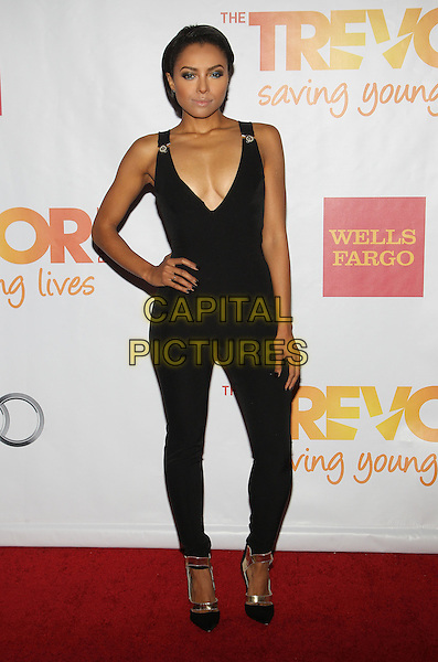 HOLLYWOOD, CA - DECEMBER 08: Kat Graham at the TrevorLIVE Los Angeles Benefit celebrating The Trevor Project's 15th anniversary at the Hollywood Palladium on December 8, 2013 in Hollywood, California.CAP/ADM/KB<br /> &copy;Kevan Brooks/AdMedia/Capital Pictures
