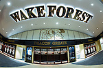 2017.02.24 - NCAA BB - Wake Forest Locker Room