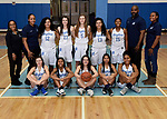 12-6-18, Skyline High School girl's varsity basketball team