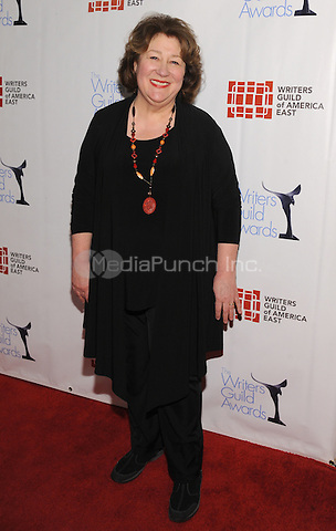 NEW YORK, NY - FEBRUARY 13:  Margo Martindale attends the 2016 Writers Guild Awards New York ceremony at The Edison Ballroom on February 13, 2016 in New York City.  Credit: John Palmer/MediaPunch