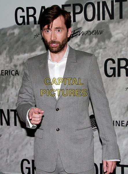 30 September 2014 - Los Angeles, California - David Tennant. &quot;Gracepoint&quot; Series Premiere held at the Iconic LACMA Museum. <br /> CAP/ADM/TB<br /> &copy;TB/ADM/Capital Pictures
