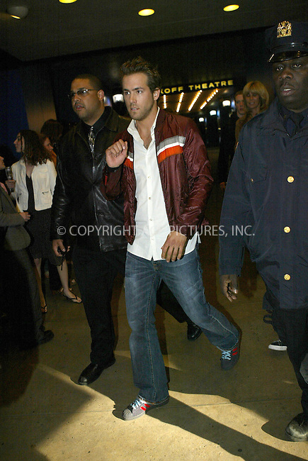 WWW.ACEPIXS.COM . . . . .  ....NEW YORK, APRIL 13, 2005....Ryan Reynolds at an appearance for MTV's TRL.....Please byline: Ian Wingfield - ACE PICTURES..... *** ***..Ace Pictures, Inc:  ..Craig Ashby (212) 243-8787..e-mail: picturedesk@acepixs.com..web: http://www.acepixs.com