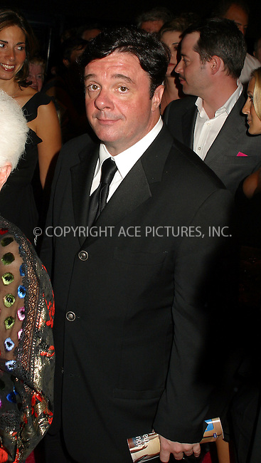 "Opening night for Broadway's newest and hottest show, ""Hairspray"" at Neil Simon Theatre. New York, August 15, 2002. Pictured is NATHAN LANE. Please byline: Alecsey Boldeskul/NY Photo Press.   ..*PAY-PER-USE*      ....NY Photo Press:  ..phone (646) 267-6913;   ..e-mail: info@nyphotopress.com"