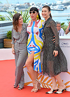 Joana Ribeiro, Rossy De Palma &amp; Olga Kurylenko at the photocall for &quot;The Man Who Killed Don Quixote&quot; at the 71st Festival de Cannes, Cannes, France 19 May 2018<br /> Picture: Paul Smith/Featureflash/SilverHub 0208 004 5359 sales@silverhubmedia.com