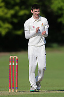 C Whetsone of Hutton during Hutton CC vs Gidea Park and Romford CC, Shepherd Neame Essex League Cricket at the Polo Field on 11th May 2019