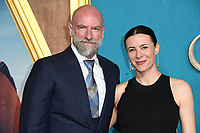 "13 February 2020 - Los Angeles, California - Graham McTavish, Gwen McTavish. ""Outlander"" Season 5 Los Angeles Premiere held at the Hollywood Palladium. Photo Credit: Birdie Thompson/AdMedia"