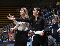 CAL (W) Basketball vs San Jose State, November 28, 2014