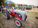 Antique tractors and early day gas engines, Friday at the 80th Amador County Fair, Plymouth, Calif.<br /> .<br /> .<br /> .<br /> .<br /> #AmadorCountyFair, #1SmallCountyFair, #PlymouthCalifornia, #TourAmador, #VisitAmador