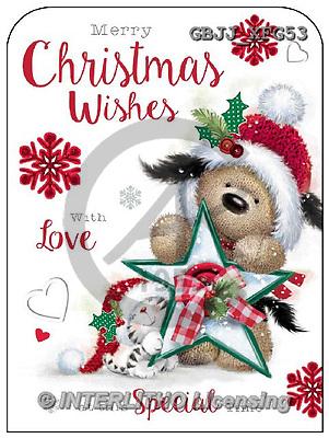 Jonny, CHRISTMAS ANIMALS, WEIHNACHTEN TIERE, NAVIDAD ANIMALES, paintings+++++,GBJJXFG53,#XA#