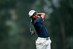 Fadhli Rahman Soetarso of Indonesia in action during the 9th Faldo Series Asia Grand Final 2014 golf tournament on March 19, 2015 at Mission Hills Golf Club in Shenzhen, China. Photo by Xaume Olleros / Power Sport Images