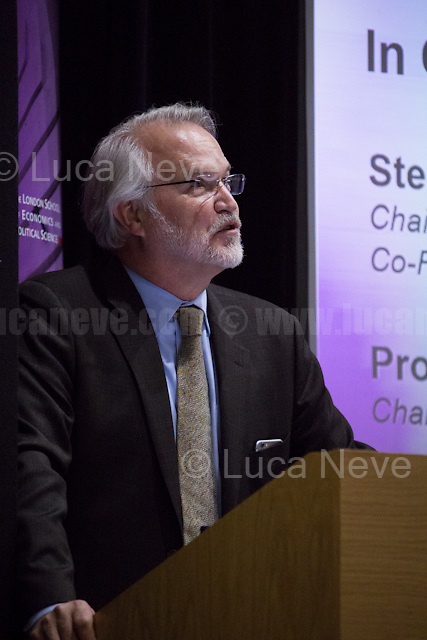 Professor Craig Calhoun (American sociologist, Director and President of LSE).<br />