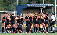 International Hockey Warmup game, Blacksticks women v Chile.Auckland Grammar Hockey Turf, Auckland, New Zealand. Thursday 13 December 2018. Photo: Simon Watts/Hockey NZ