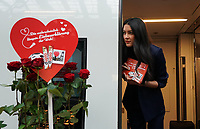 Rebecca Mir - Frankfurt 14.02.2020: Duplo Liebesreise zum Valentinstag nach Paris