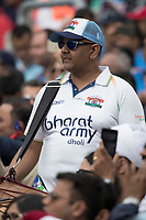 The Bharat Army whipped the crowd up during India vs Australia, ICC World Cup Cricket at The Oval on 9th June 2019
