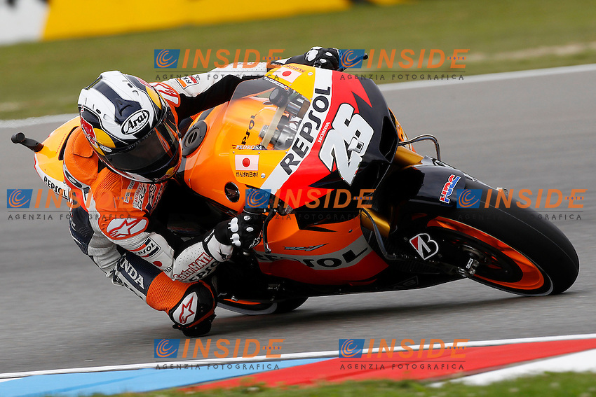 .12-08-2011 Brno (CZE).Motogp - Motogp.in the picture: Dani Pedrosa - Repsol Honda team .Foto Semedia/Insidefoto