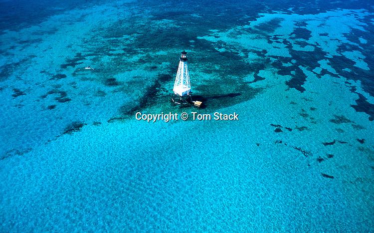 Alligator Reef Lighthouse, Islamorada, Florida Keys