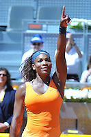 WTA Mutua Madrid Open 2013