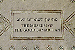 Judean Desert, the museum of the Good Samaritan