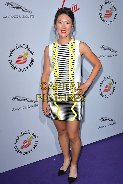 Zheng Saisai<br /> attending the WTA Pre-Wimbledon Party at  The Roof Gardens, Kensington, London England 25th June 2015.<br /> CAP/PL<br /> &copy;Phil Loftus/Capital Pictures